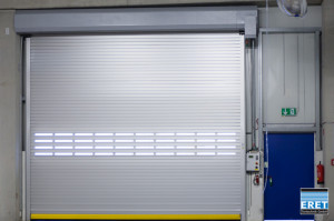 Alu-speed door ERET